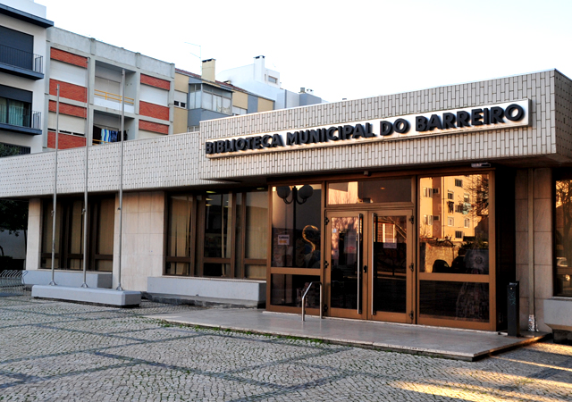 BIBLIOTECA DO BARREIRO