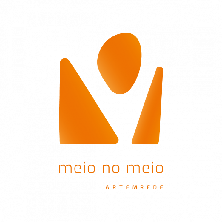 logotipo projeto Meio no Meio