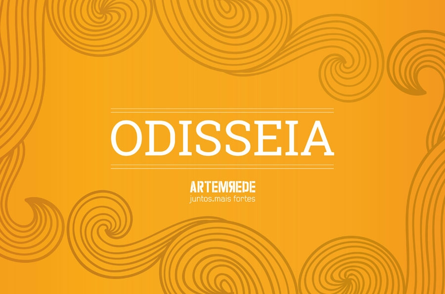 Logotipo do projeto Odisseia