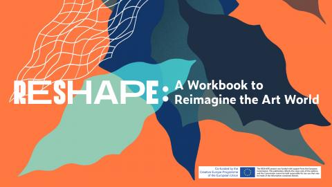 logotipo do projeto Reshape